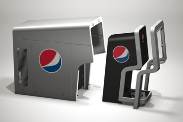 Lean Fountain Celli And Pepsi Partner For Quality Draft