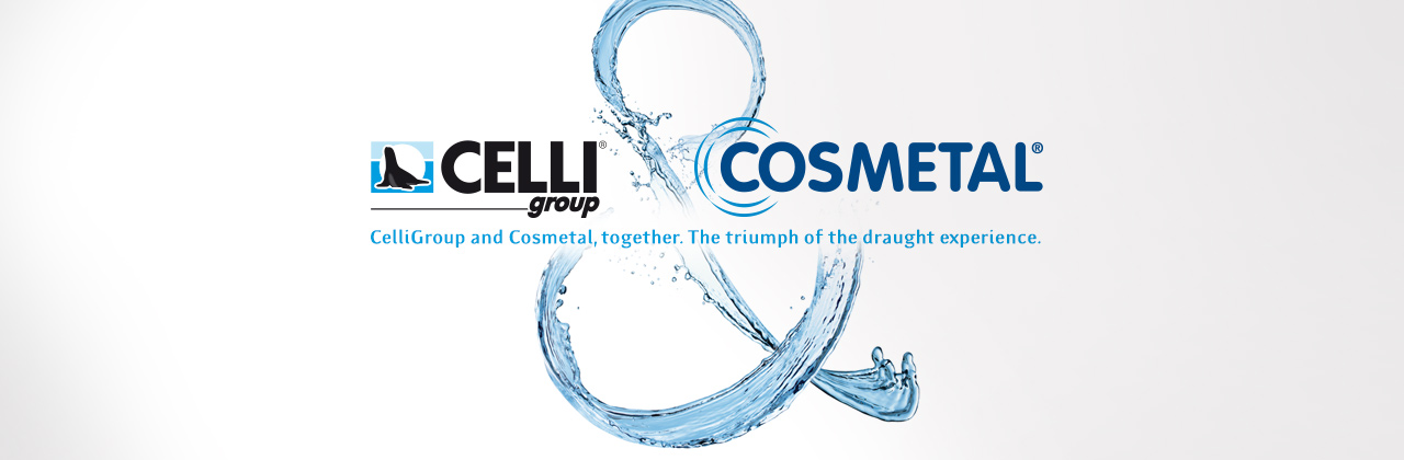 CELLI GROUP ACQUISISCE COSMETAL