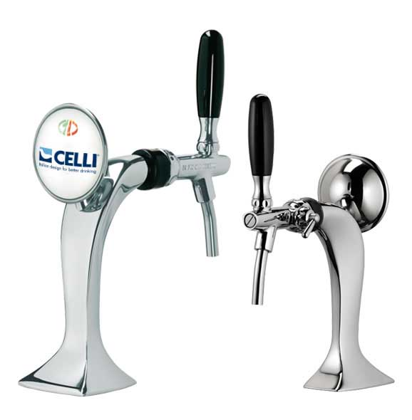 CELLI Cobra Plus small - Font for draft beer