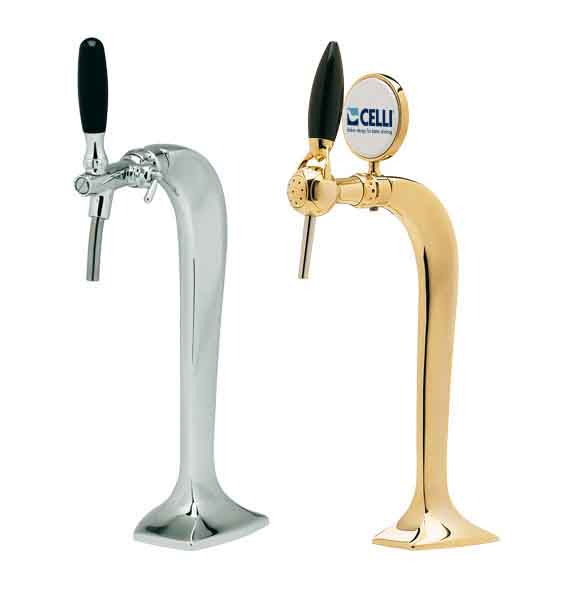 CELLI Cobra Plus large - Iconic beer font