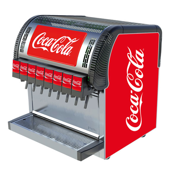 CELLI Joy 65 - Coke dispenser machine